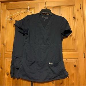 Greys anatomy scrub set ♥️